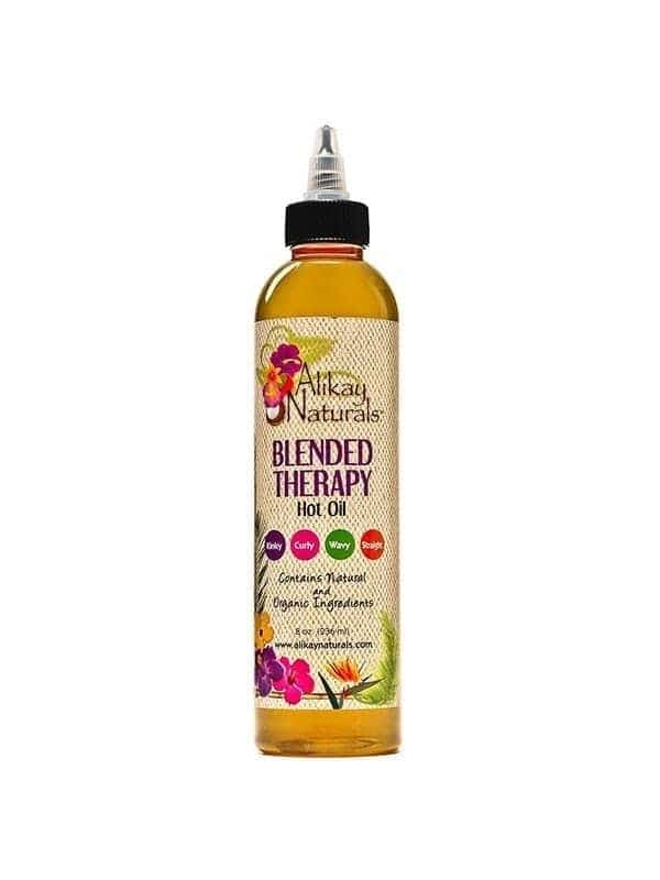 Huile Revitalisante Blended Therapy 236ml (Hot Oil)