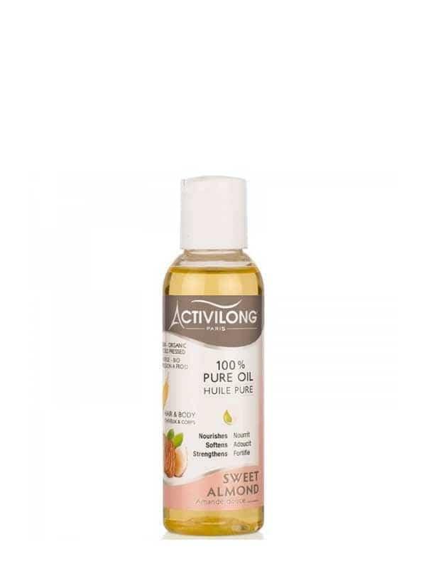 Huile Pure D'amande Douce 75ml Activilong Natural Oils