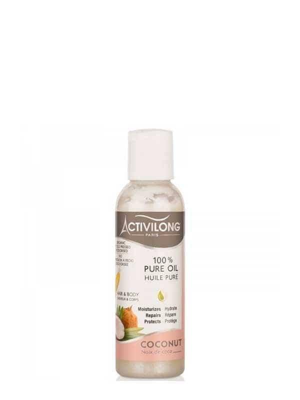 Huile Pure De Coco 75ml Activilong Natural Oils