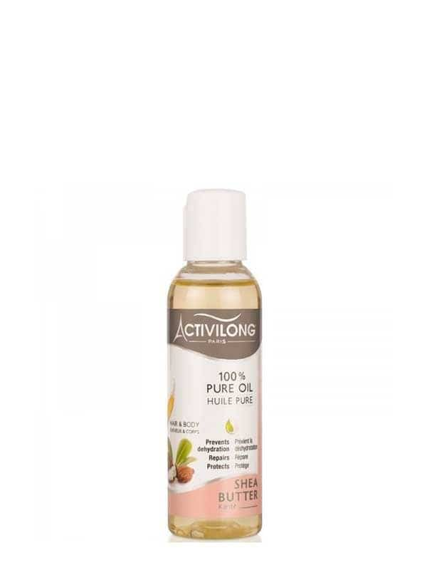 Huile Pure De Karité 75ml Activilong Natural Oils