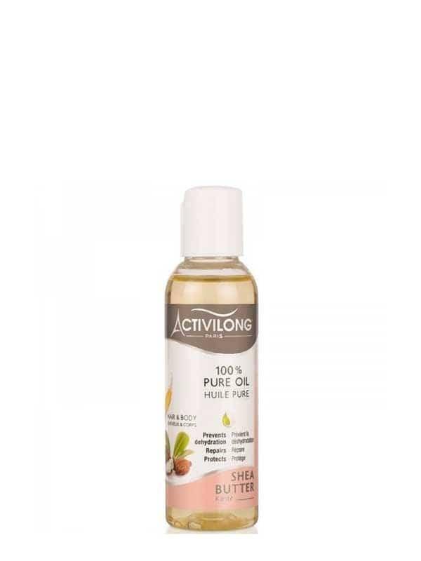 Huile Pure De Karité 75ml Activilong Natural Oils