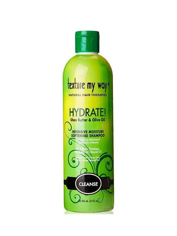 Hydrate! Shampooing Adoucissant Hydratant 355ml Te...