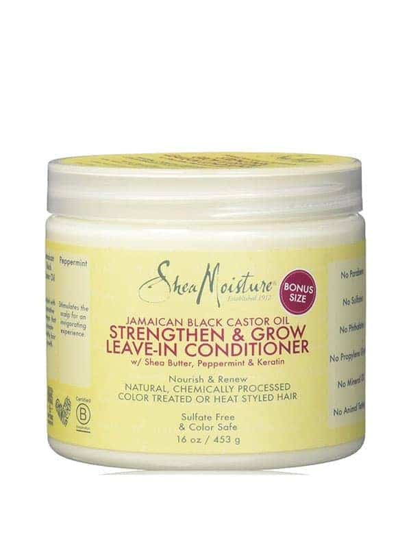 Jamaican Black Castor Oil Leave in Conditioner 453ml, Shea Moisture
