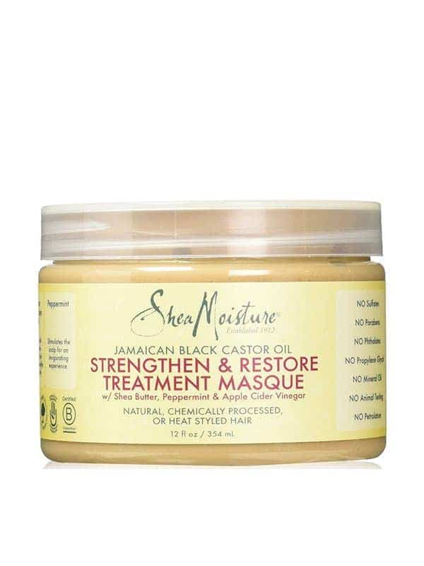 Jamaican Black Castor Oil Treatment Masque 354ml, Shea Moisture