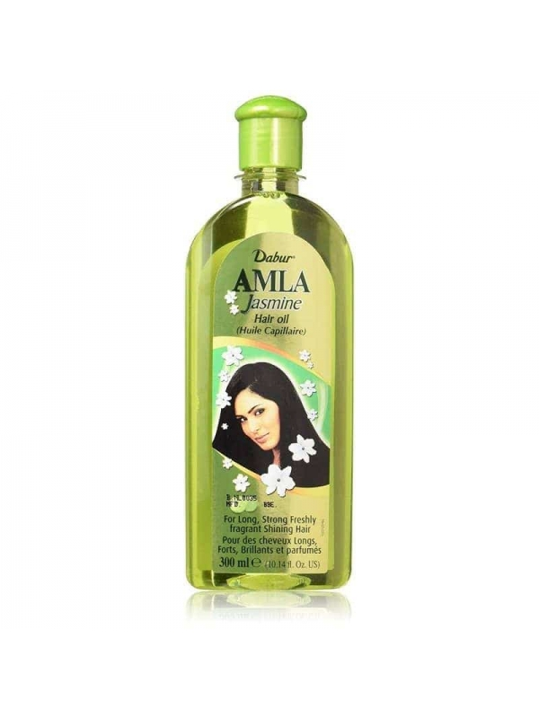 Jasmine Hair Oil 300ml Dabur Amla