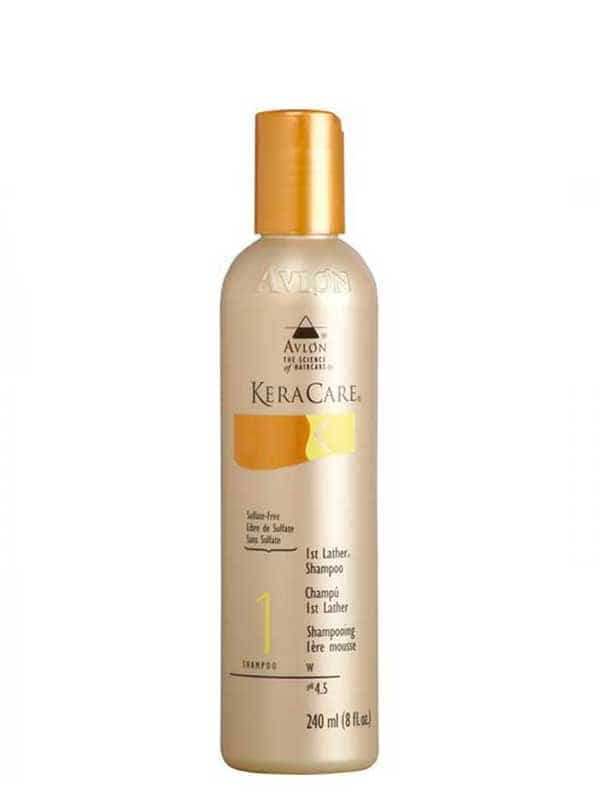 Keracare shampoing hydratant et démêlant 1ere mo...