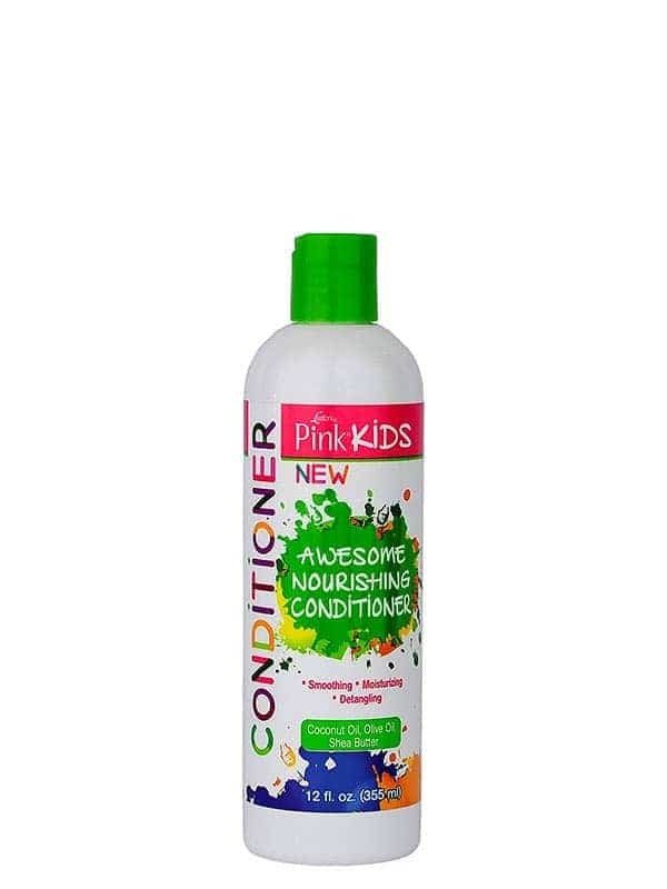 Kids Awesome Nourishing Conditioner 355ml Luster's Pink