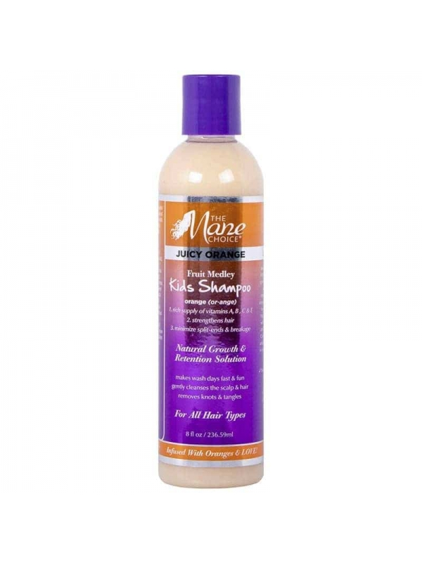 Kids Shampoing Pour Enfants À L'orange 237ml th...