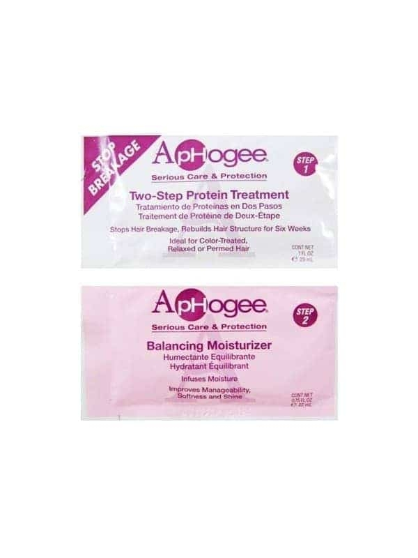 Aphogee Soin Duo Two Step Protein Treatment & ...