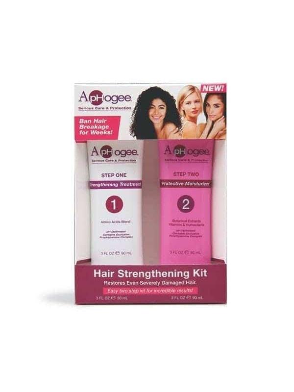 Kit Fortifiant 2 Étapes Hair Strengthening Kit