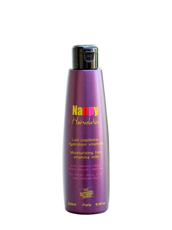 Lait Capillaire 200ml Nappy Hairvolution
