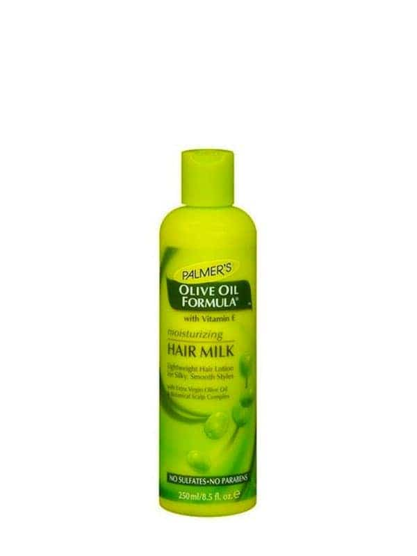 Lait Hydratant Pour Cheveuxà L'huile D'olive Vier...