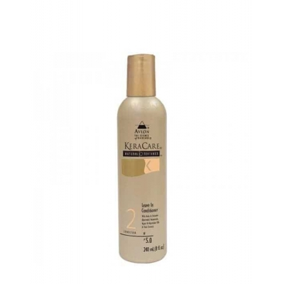 Leave in Conditioner 240ml Keracare Natural Textur...