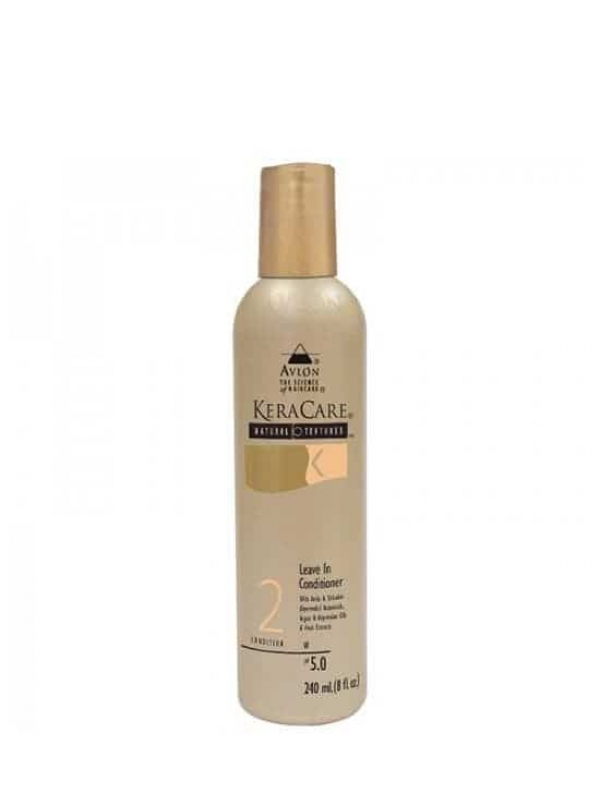 Leave in Conditioner 240ml Keracare Natural Textures