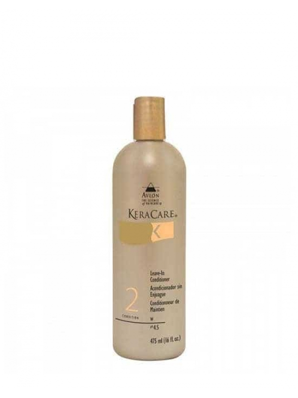Leave in Conditioner 475 Ml Keracare Natural Textu...