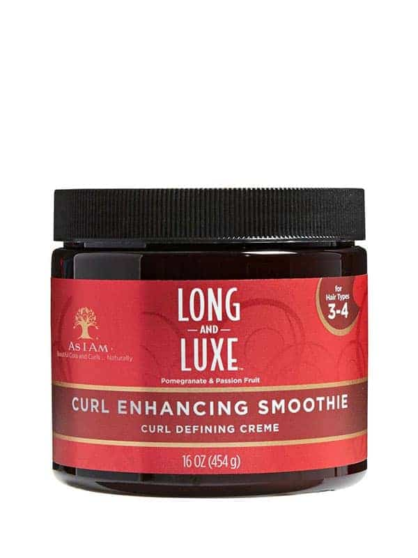 Long & Luxe Curl Enhancing Smoothie 454g Asiam