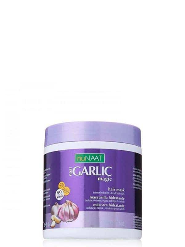 Masque Capillaire Nunaat Naat Garlic Magic 500g Nu...