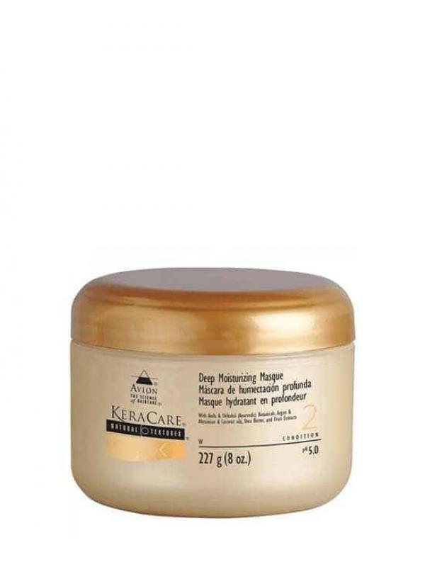 Masque Hydratant en Profondeur 227g Keracare Natural Textures