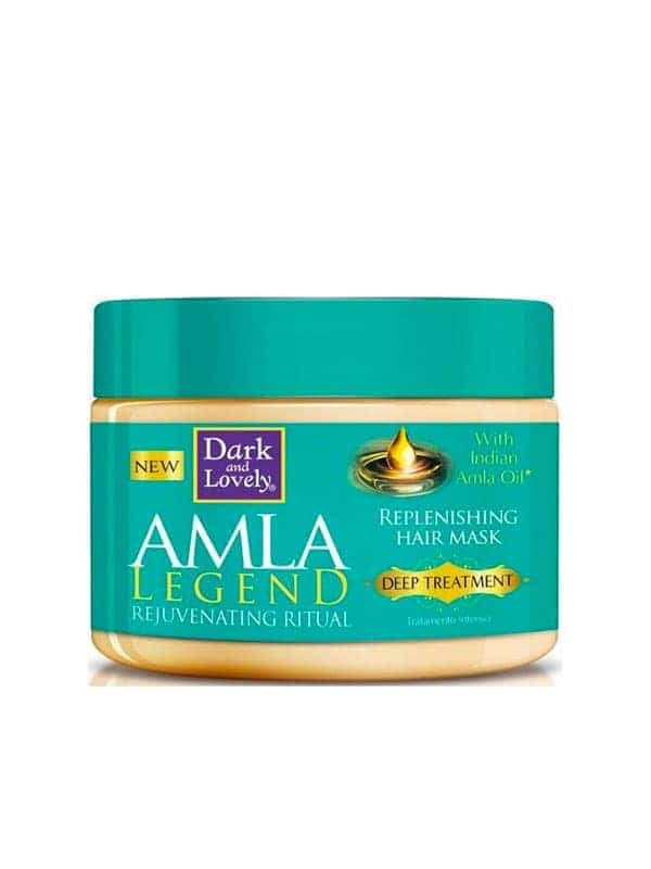 Masque-baume À Rincer À L'huile Indienne Amla Legend by Dark and Lovely