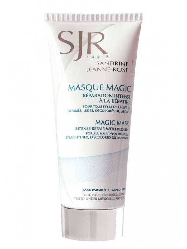 Masque magic réparation intense sjr paris
