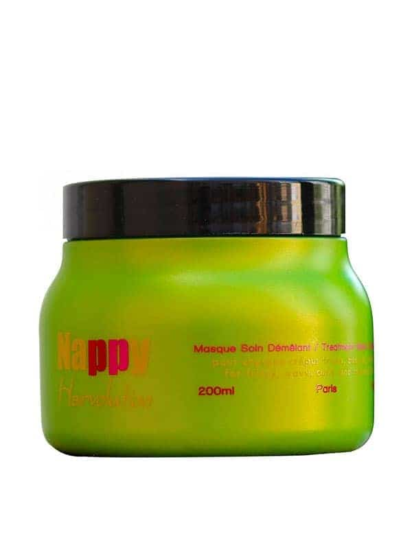 Masque Soin Démêlant 200ml Nappy Hairvolution