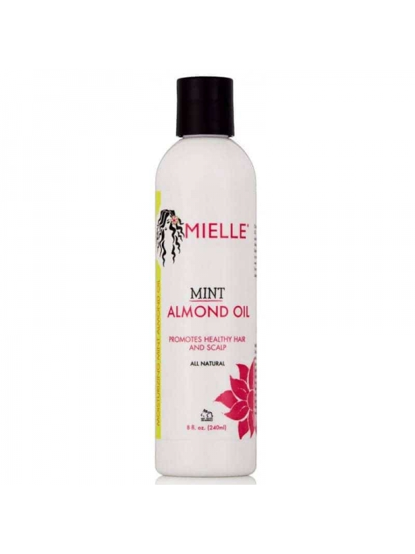 Mint Almond Oil 240ml Mielle Organics