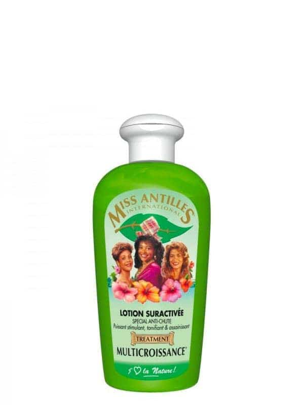 Miss Antilles International Lotion Suractivée Multicroissance 150 Ml