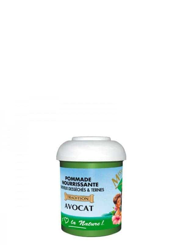 Miss Antilles International Pommade Nourrissante Avocat 125 Ml