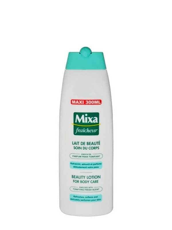 Mixa Fraîcheur Soin Du Corps Enrichi en Essences Parfumantes Tonifiantes 250 Ml Mixa.