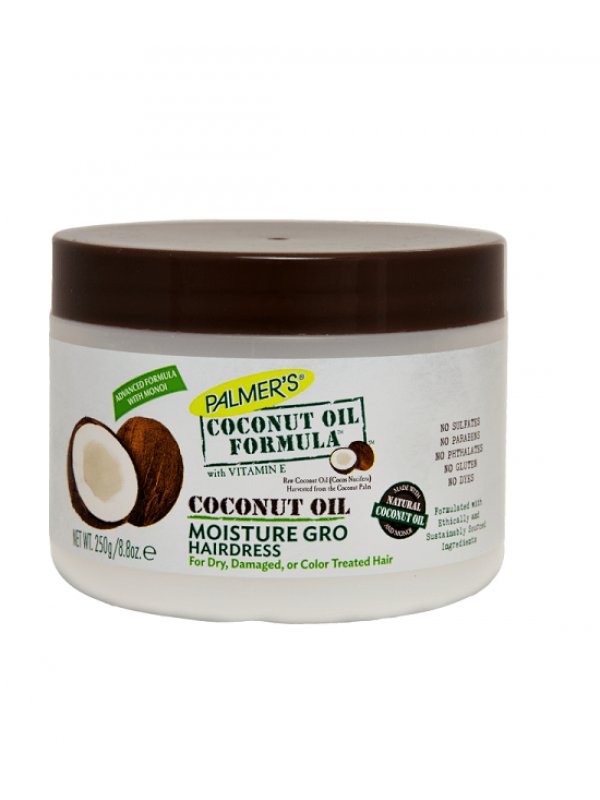 Coconut Oil Formula Moisture Gro Shining Hairdress