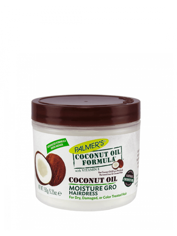 Coconut Oil Formula Moisture Gro Shining Hairdress