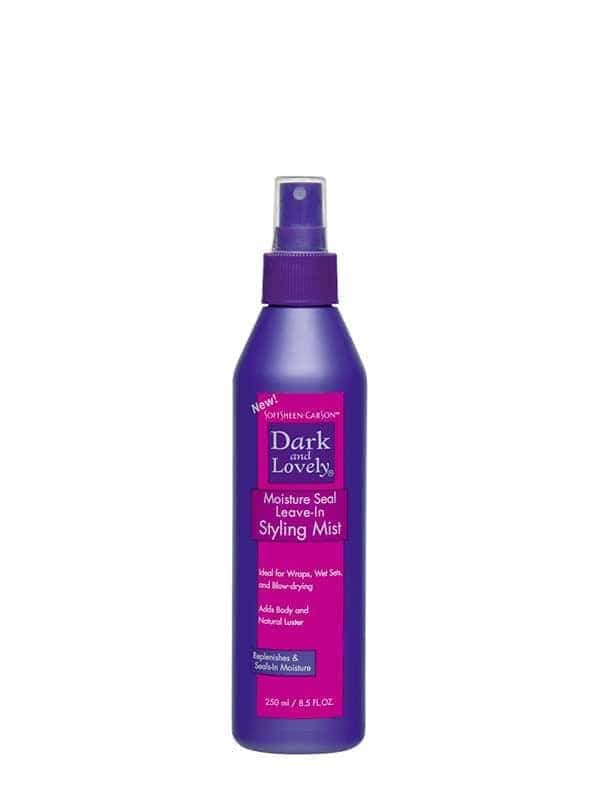 Moisture Seal Leave in Styling Mist 250ml Dark and...