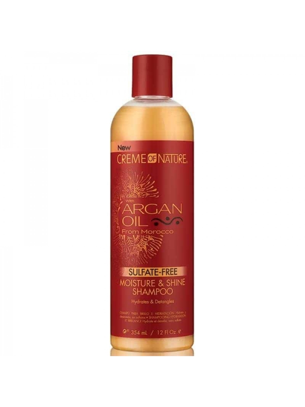 Moisture & Shine Shampoo 354ml Creme of Nature