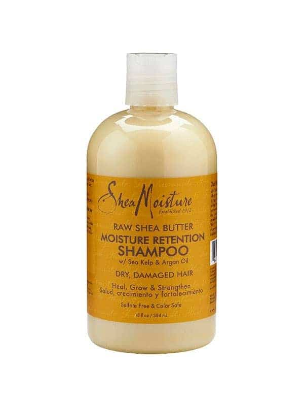 Moisture Retention Shampoo 384ml Raw Shea Butter S...