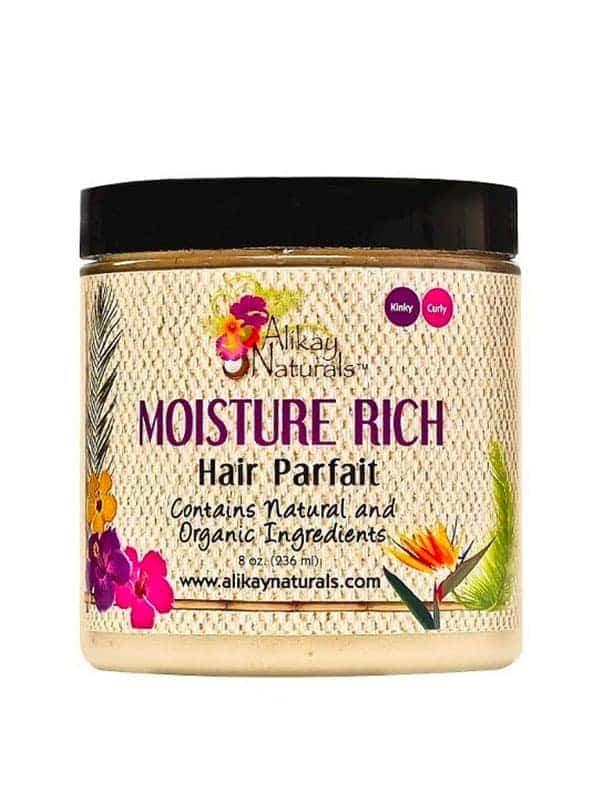 Moisture Rich Hair Parfait 236ml Alikay Naturals