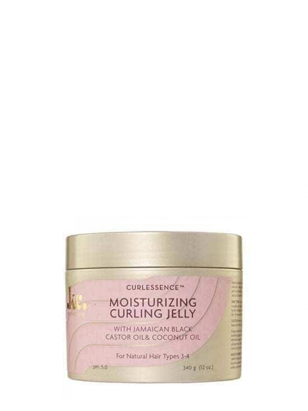 Moisturizing Curling Jelly 320g Keracare Curlessen...