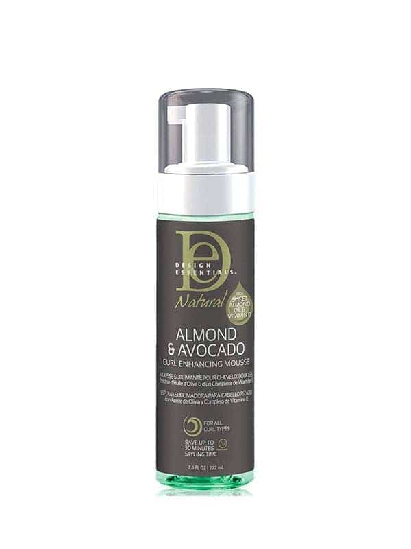 Mousse Sublimante Design Essentials 221ml