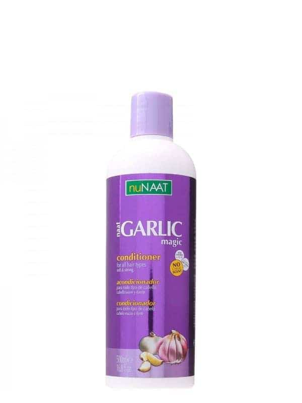 Naat Garlic Magic Conditioner 500ml Nunaat