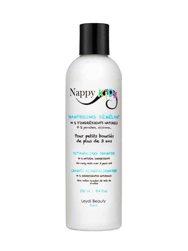Nappy Kids - Shampooing démêlant pour enfants