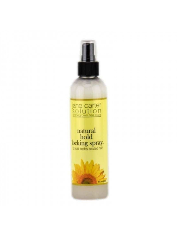 Natural Hold Locking Spray Solution /fixateur Lock...