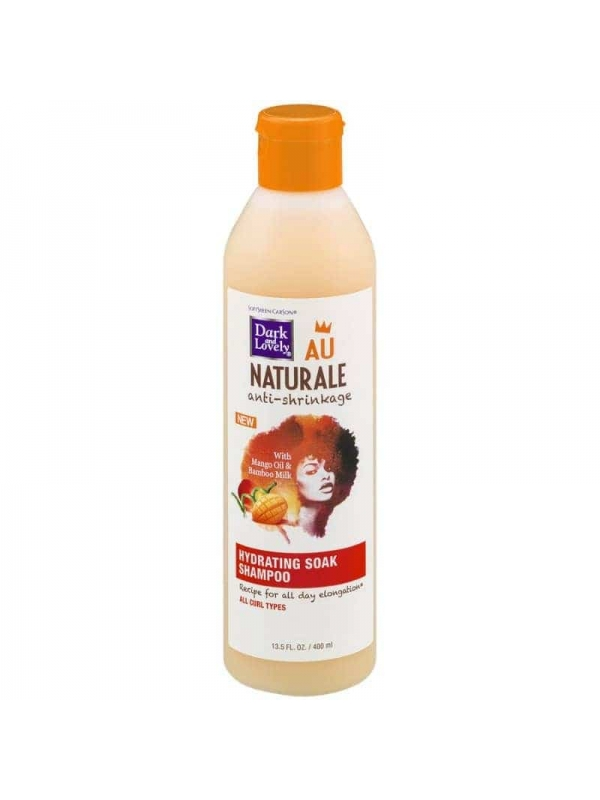 Naturale Anti-shrinkage Hydrating Soak Shampoo 400...