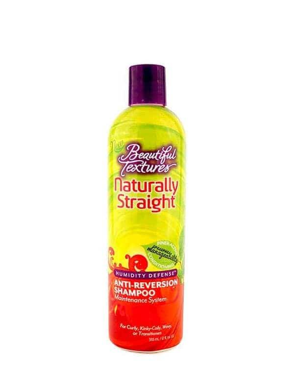 Naturally Straight Anti-reversion Shampoo 355ml Be...