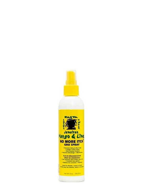 No More Itch Gro Spray 235ml Jamaican Mango and Li...
