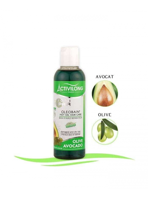 Oleobain Hot Oil Treatment Actirepair