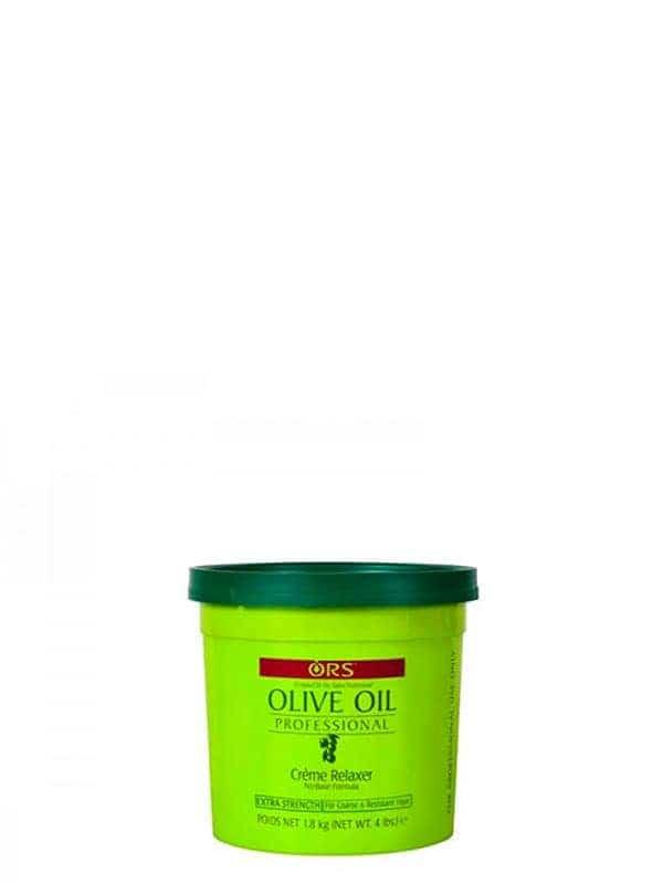 Olive Oil Crème Défrisante Cheveux Epais 1,8 Kg ...