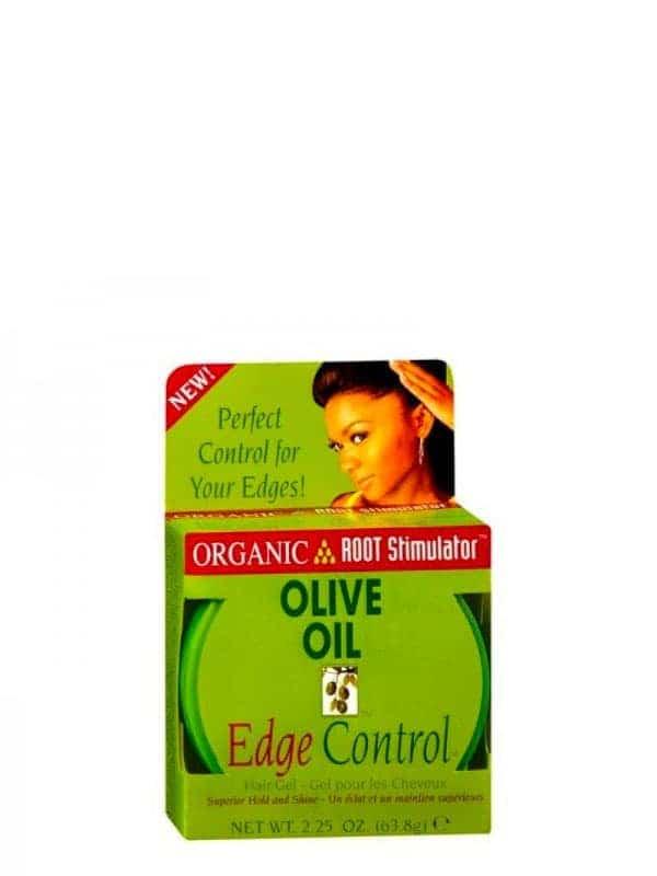 Olive Oil Edge Control Gel Pour Les Cheveux 63,8g ...