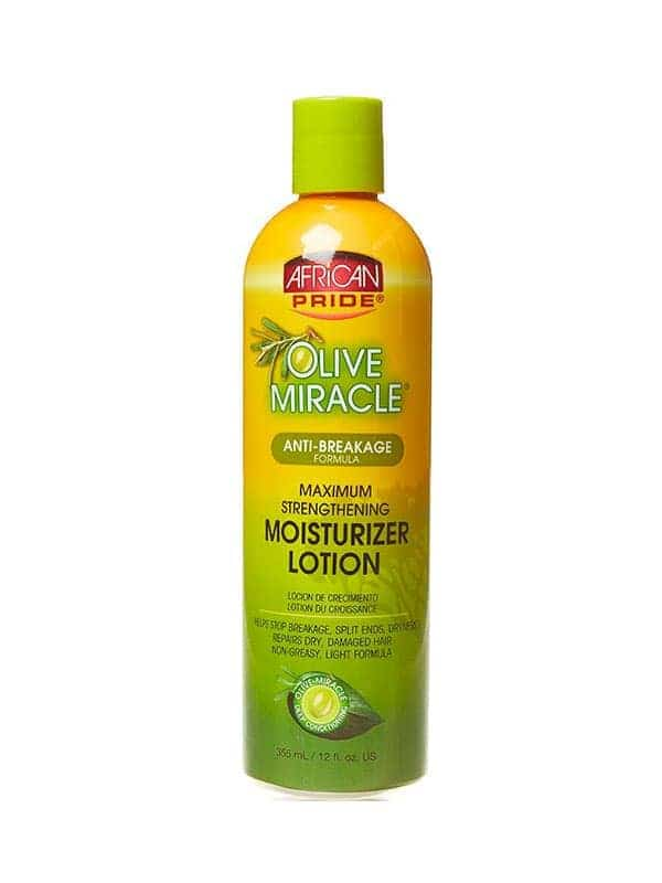 Olive Miracle Hair Moisturizer Lotion 355ml Africa...
