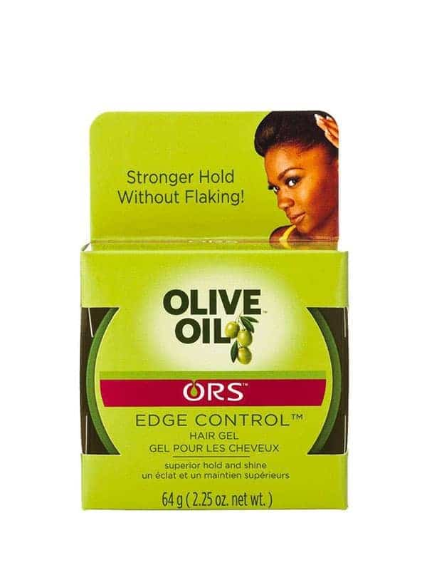 Olive Oil Edge Control Hair Gel 65 Ml Ors