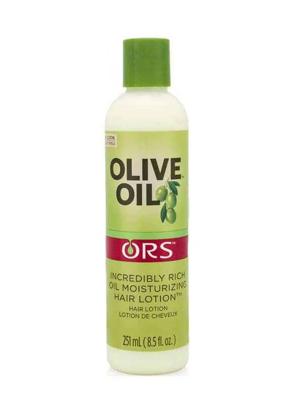 Olive Oil Moisturizing Hair Lotion 251 Ml Ors