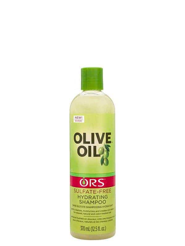 Olive Oil Shampoo Sulfate-free Hydrating 370ml Ors